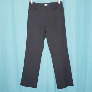 GAP Grey Bootcut Stretch Pants size 10R
